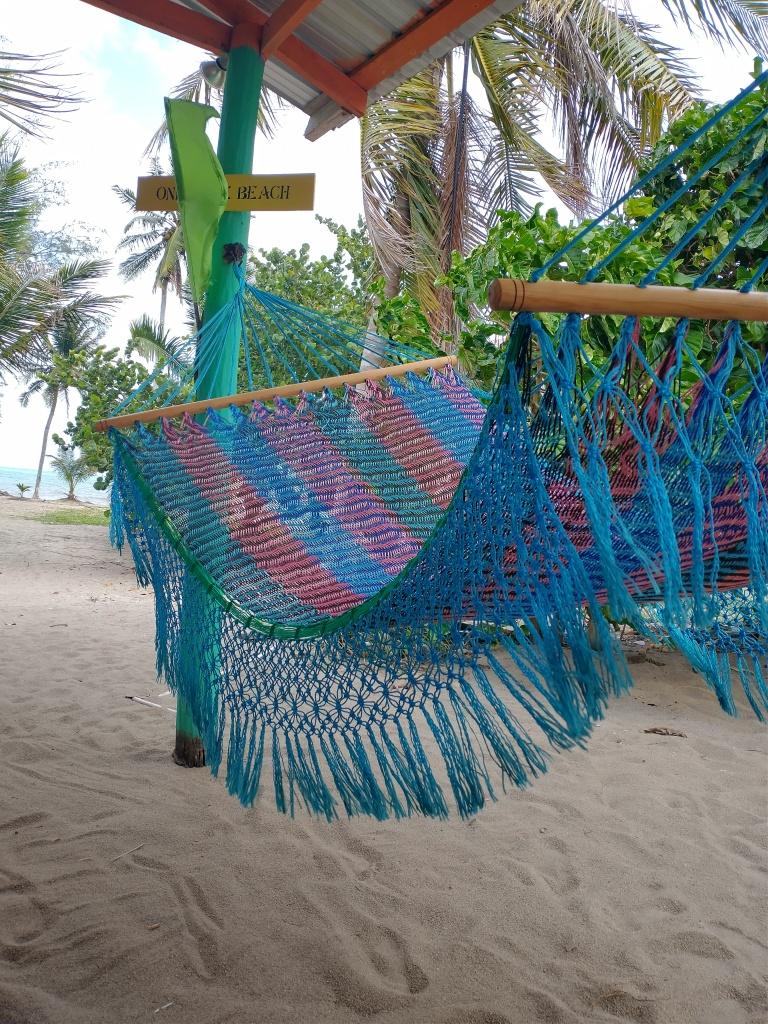 hammock ellas cool spot hopkins belize