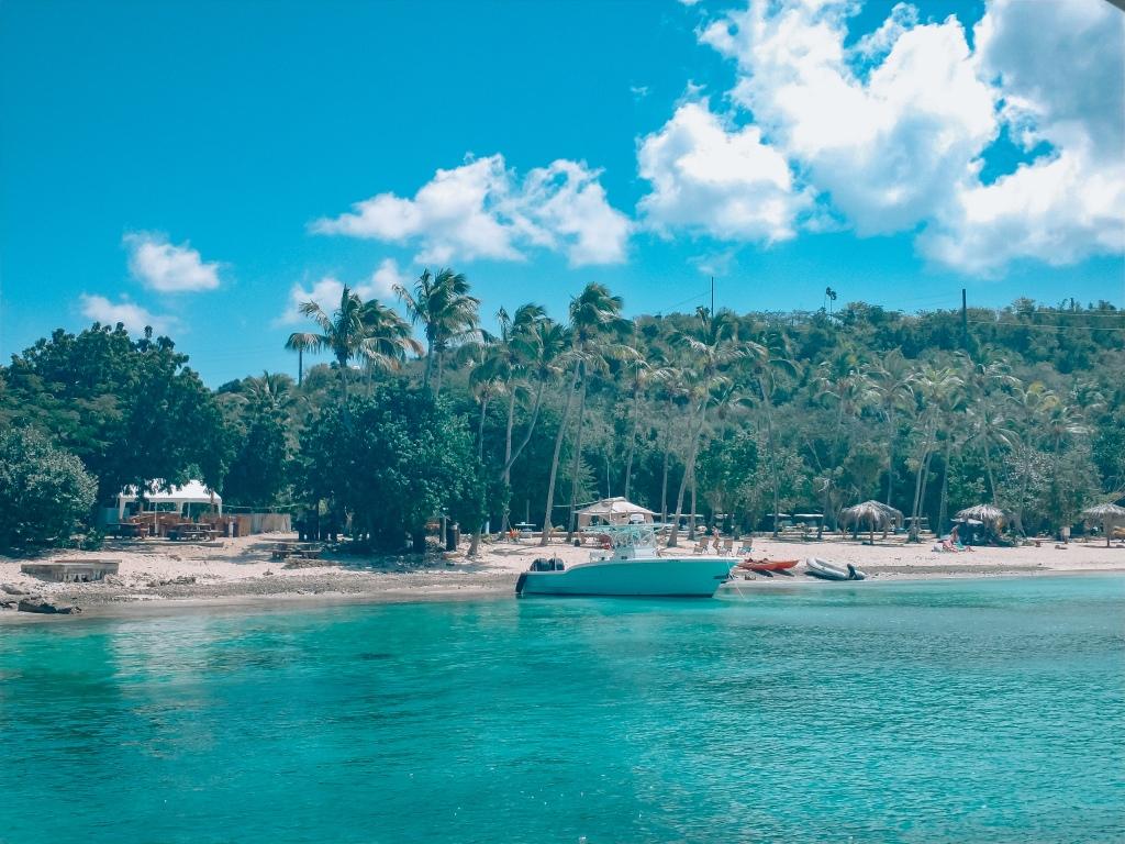 water island usvi dinghys beach bar